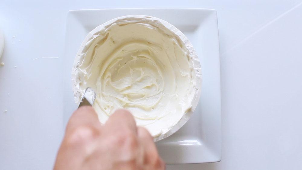 bowl chocolate salad cake