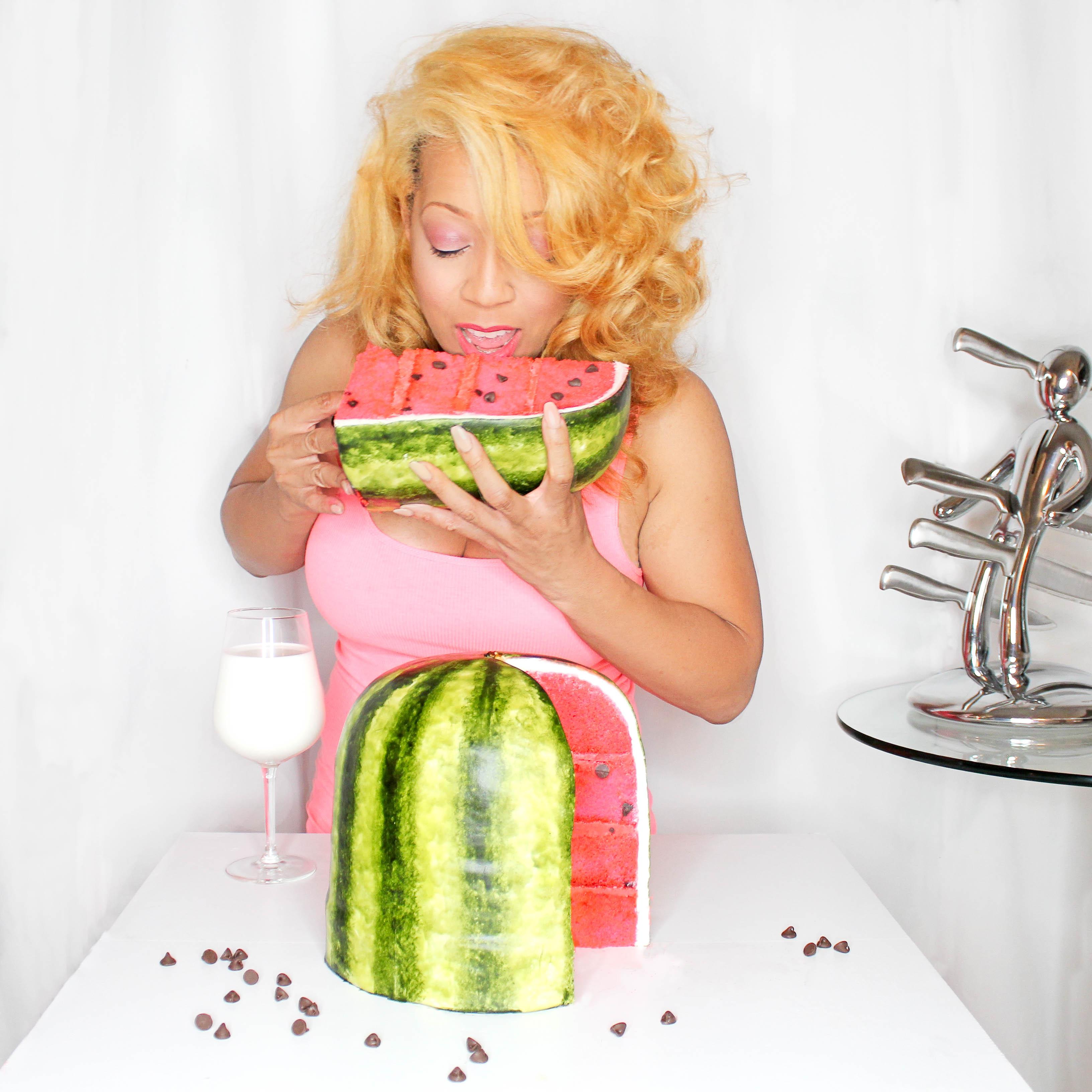 watermelon cake nina maria charles